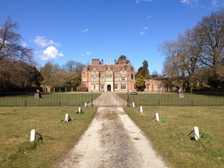 Heydon Hall in Norfolk