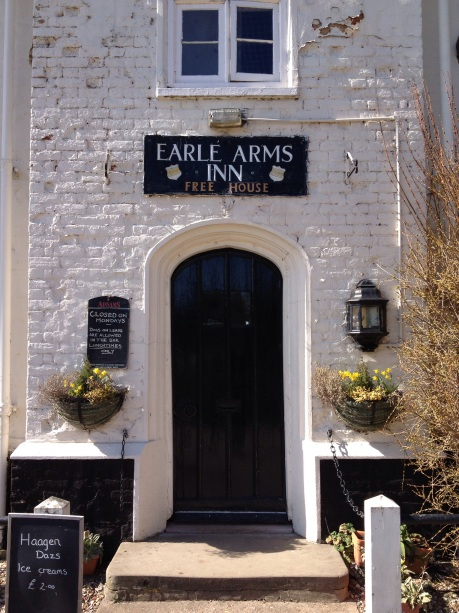 Earle Arms at Heydon, Norfolk