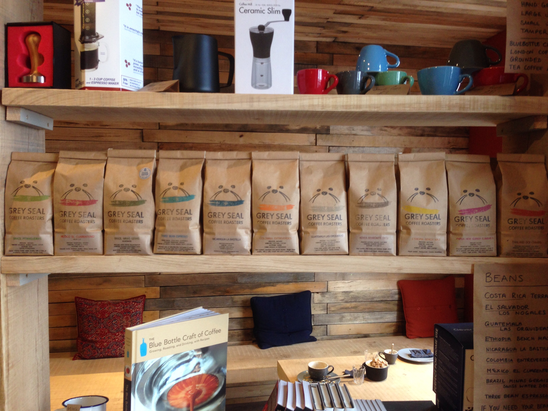 Coffee North Sea Living